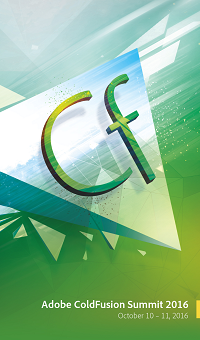 ColdFusion CF Summit 2016 Las Vegas